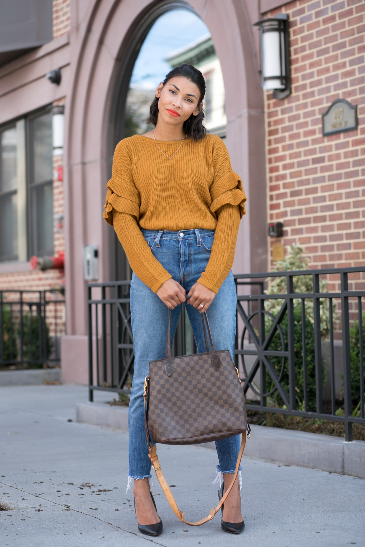 The 4 Must Have Sweater Trends This Fall