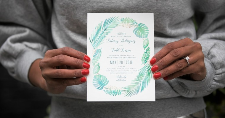Why I Chose Minted Weddings And 8 Essentials For Your Wedding Website