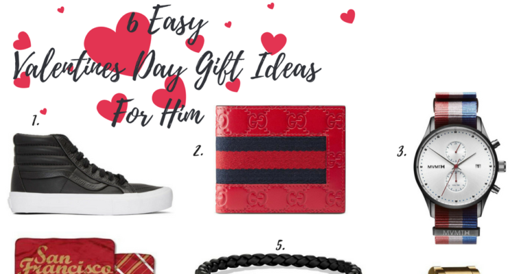 6 Easy Valentines Day Gift Ideas For Him