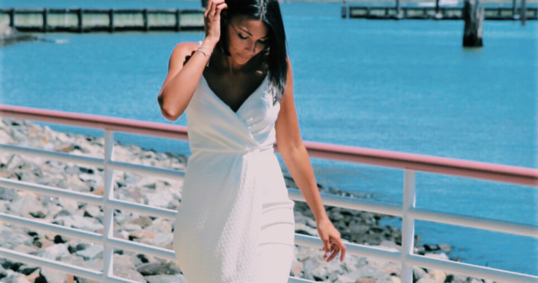 The Perfect Little White Dress For The Bride To Be
