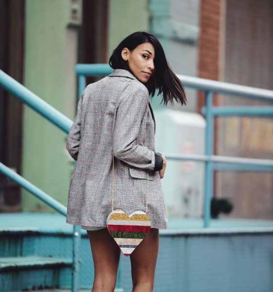 How To Wear Your Blazer Outside Of The Office