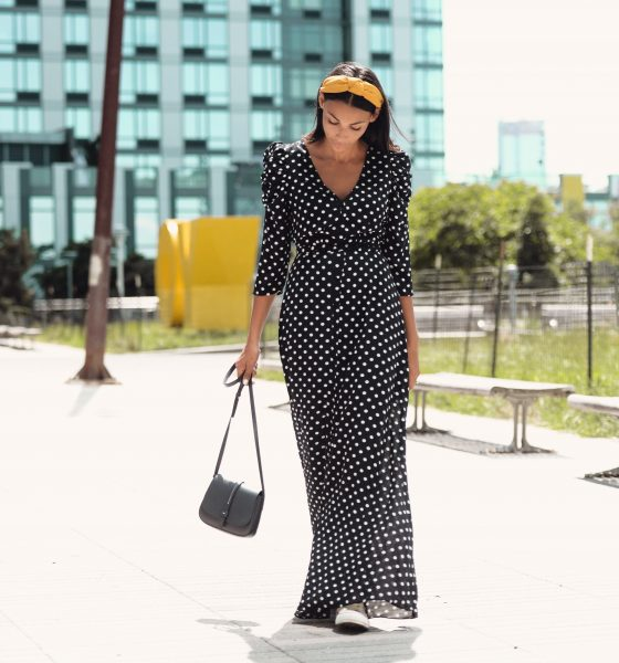 This Summers Polka Dot Dress Trend For Under $50