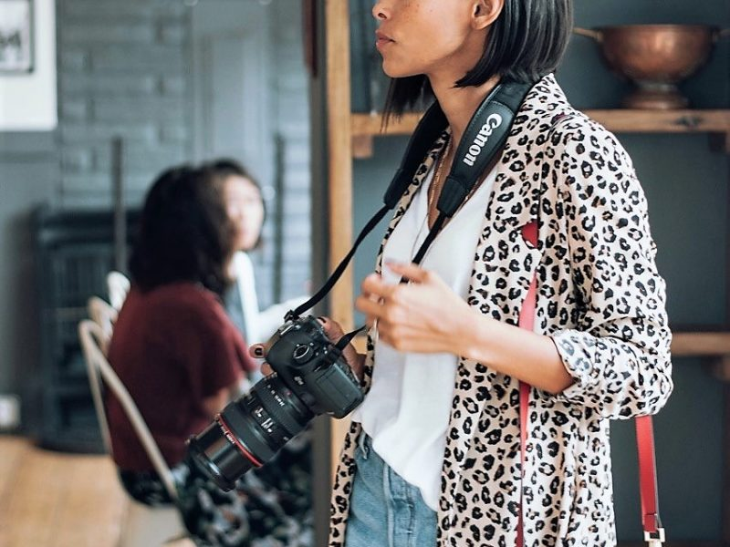 Is The Leopard Print Trend Stalking You Too?