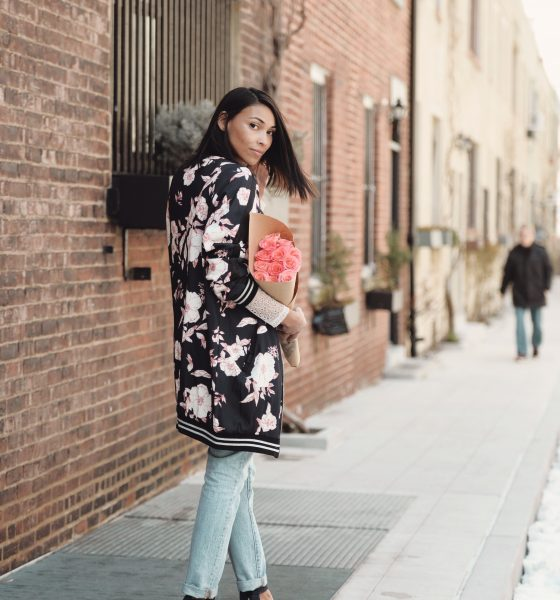 The Bomber Jacket | How To Rock One This Spring