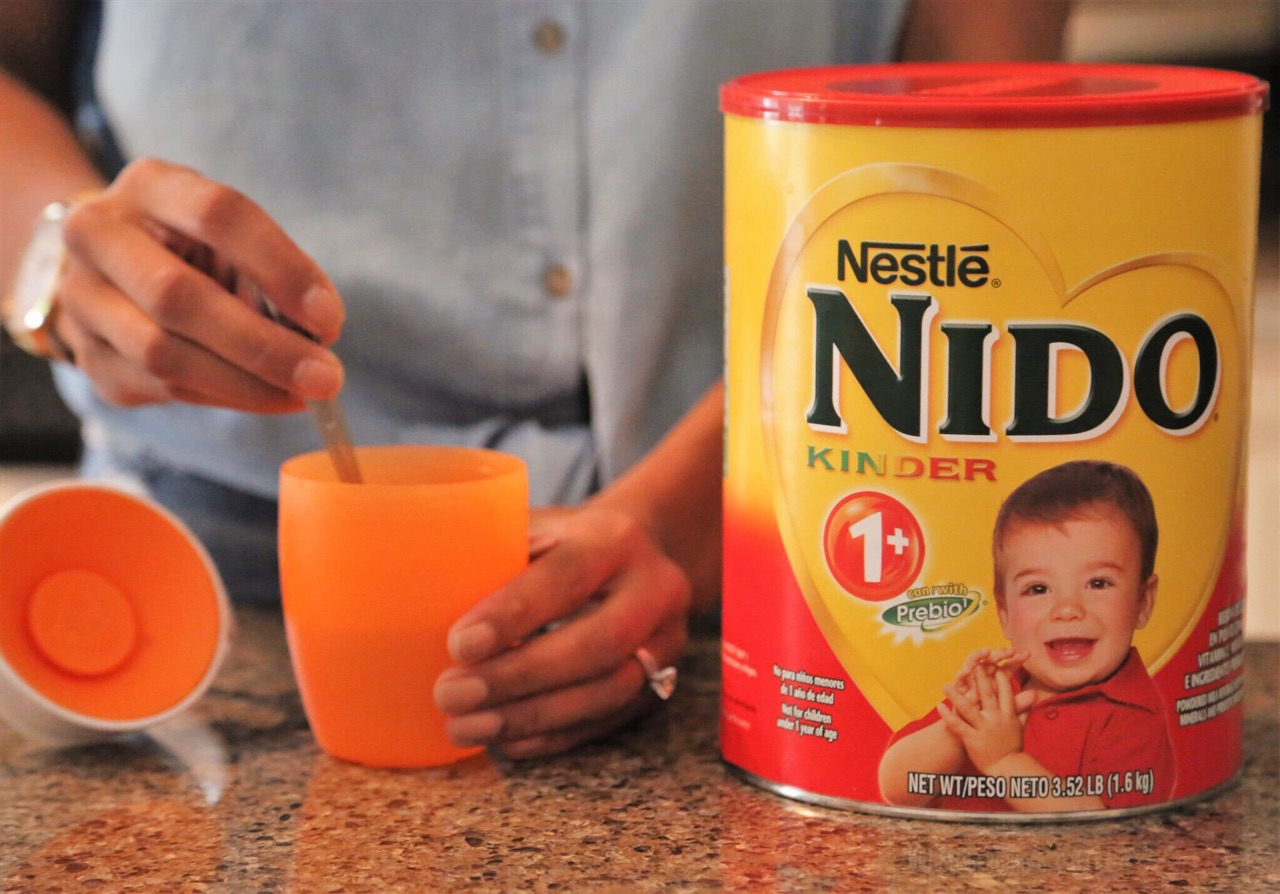 Being The Best Mother I Can Be With Walmart & NIDO | Love