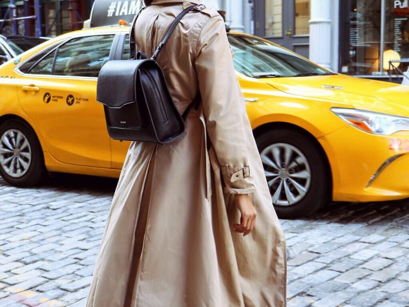 8 Classic Fall Jackets Every Woman Should Have in Her Closet