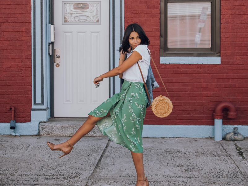 3 Easy Ways to Style The Color Green Now!