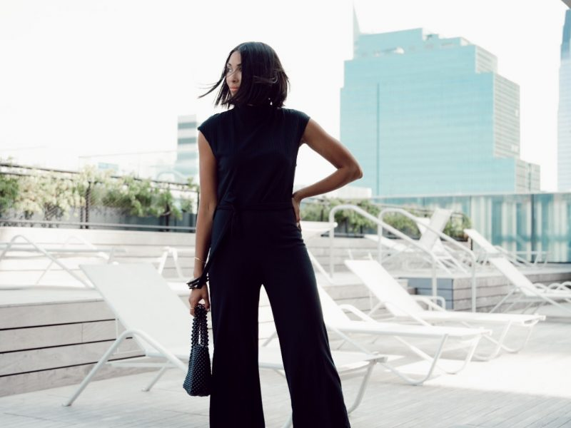 5 Reasons Why You Should Own A Jumpsuit