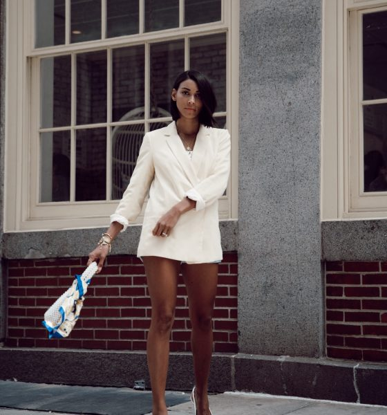 How To Wear Your Blazer Outside Of The Office This Summer
