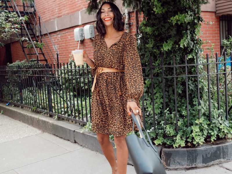Chic Animal Print Pieces For The Fall All Under 30 Bucks Now!