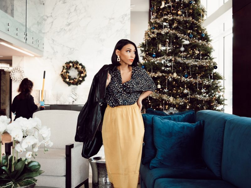 Want To Rock A Cooler Outfit At Your Office Holiday Party?