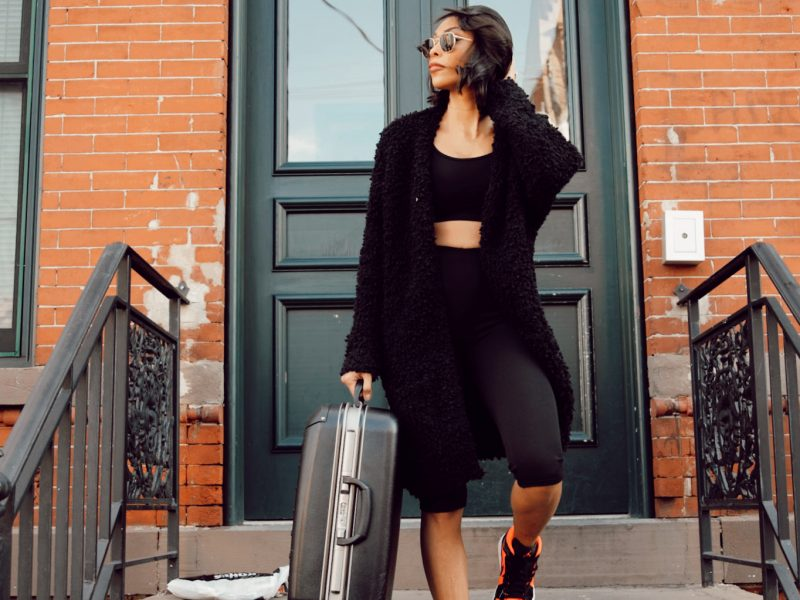 Why I love A Biker Shorts Set For A Day Of Travel