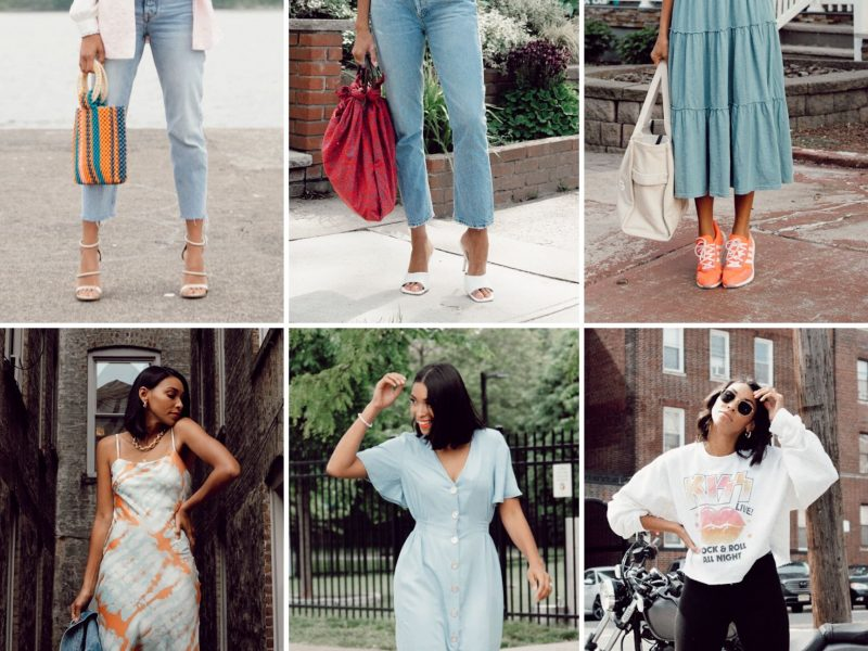 These Were Your Favorite Outfits In May