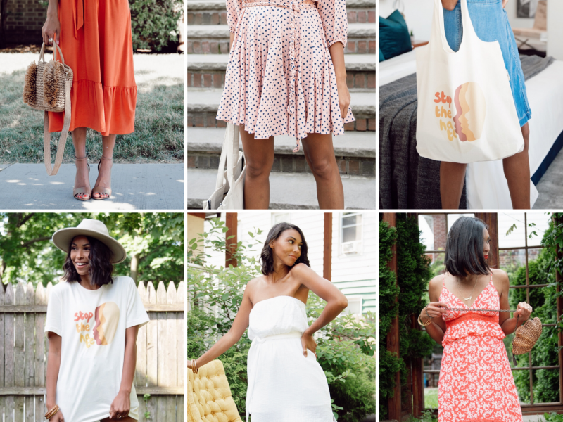 These Were Your Favorite Outfits In June